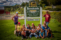 Brookside Stables Horse Camp 2 August 2012